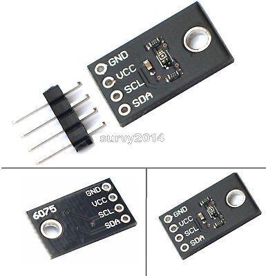I2c Veml6075 Uva Uvb Solar Ultraviolet Light Intensity Sensor Detection Module