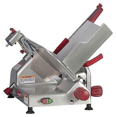 Berkel 829E Plus 14  1 2 Hp Manual Gravity Feed Economy Series Slicer