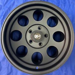 ONE (1) 17x9 PROCOMP 17x9 5/127 et-6 SERIES 69 Box Hill Whitehorse Area Preview
