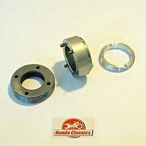 Honda Rear Wheel Hub & Sprocket Bearing Double Tool CB750 K0 to K8 SOHC. HWT012
