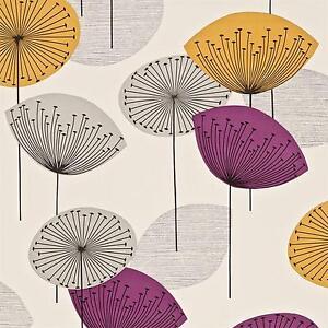 Sanderson Dandelion Clocks Wallpaper