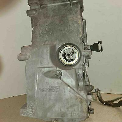 2004-2005 GMC ENVOY OIL PAN 5.3L WITH PICK UP 12579208