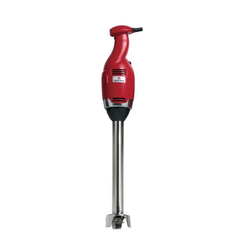 "Sammic TR-350BN Portable Hand Mixer Liquidiser Fixed Speed 16.5"" Shaft"