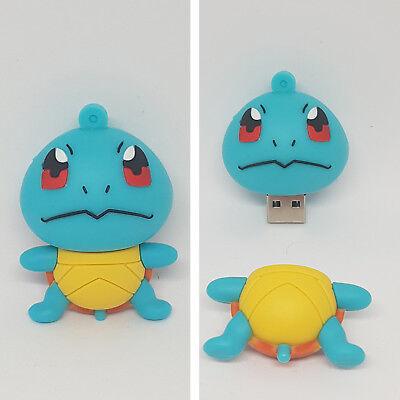 MEMORIA PENDRIVE USB 16 GB POKEMON SQUIRTLE
