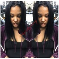 Scarborough based Licensed Hairstylist