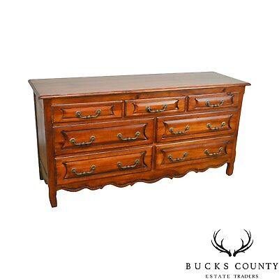 Habersham Plantation Solid Pine French Country Style Dresser for sale  Hatfield