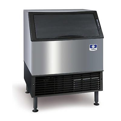 Manitowoc Uyf-0310a 290lb Neo Series Undercounter Half Dice Ice Machine - Air