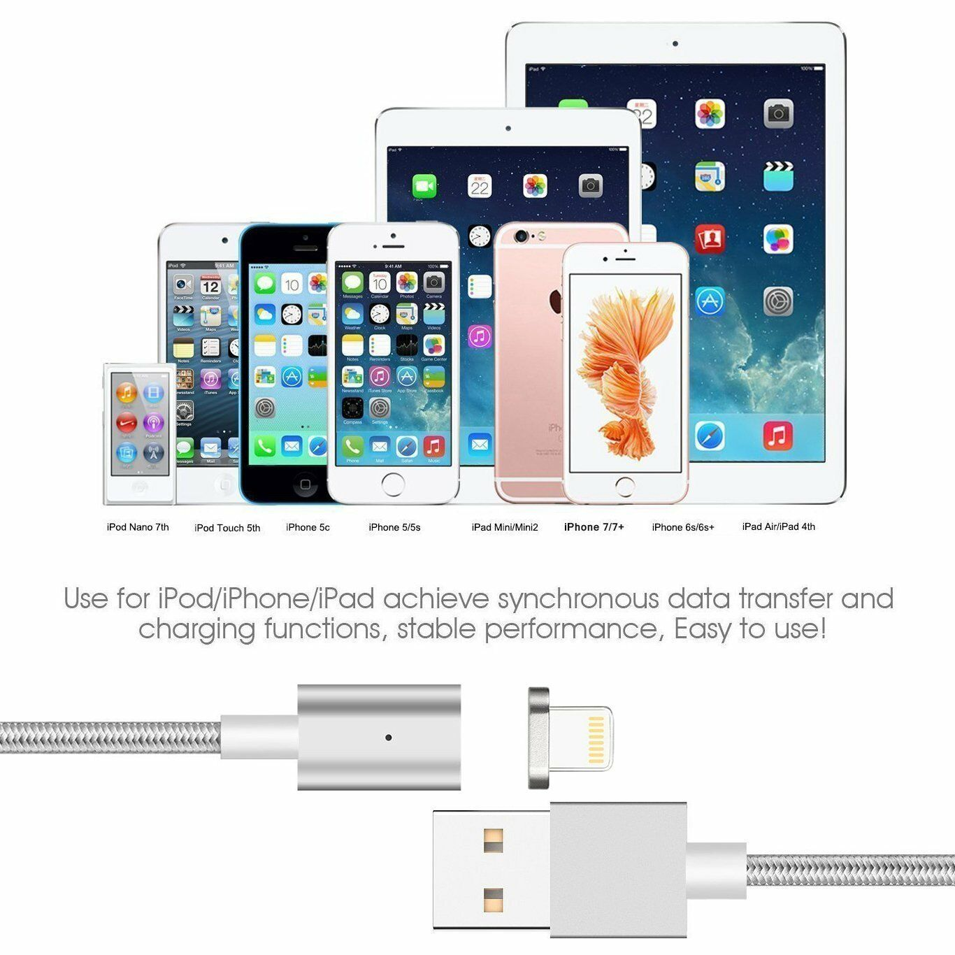 Chargeur Iphone Usa