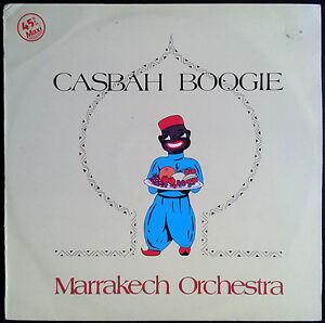 MARRAKECH-ORCHESTRA-Casbah-Boogie-Spain-Victoria-1983-MaxiSingle-45rpm