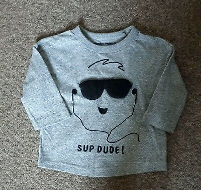 Next Boys T-shirt 6-9 Months