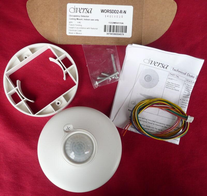 Diversa WORSDD2-R-N occupancy sensor with FAST SHIPPING in the USA