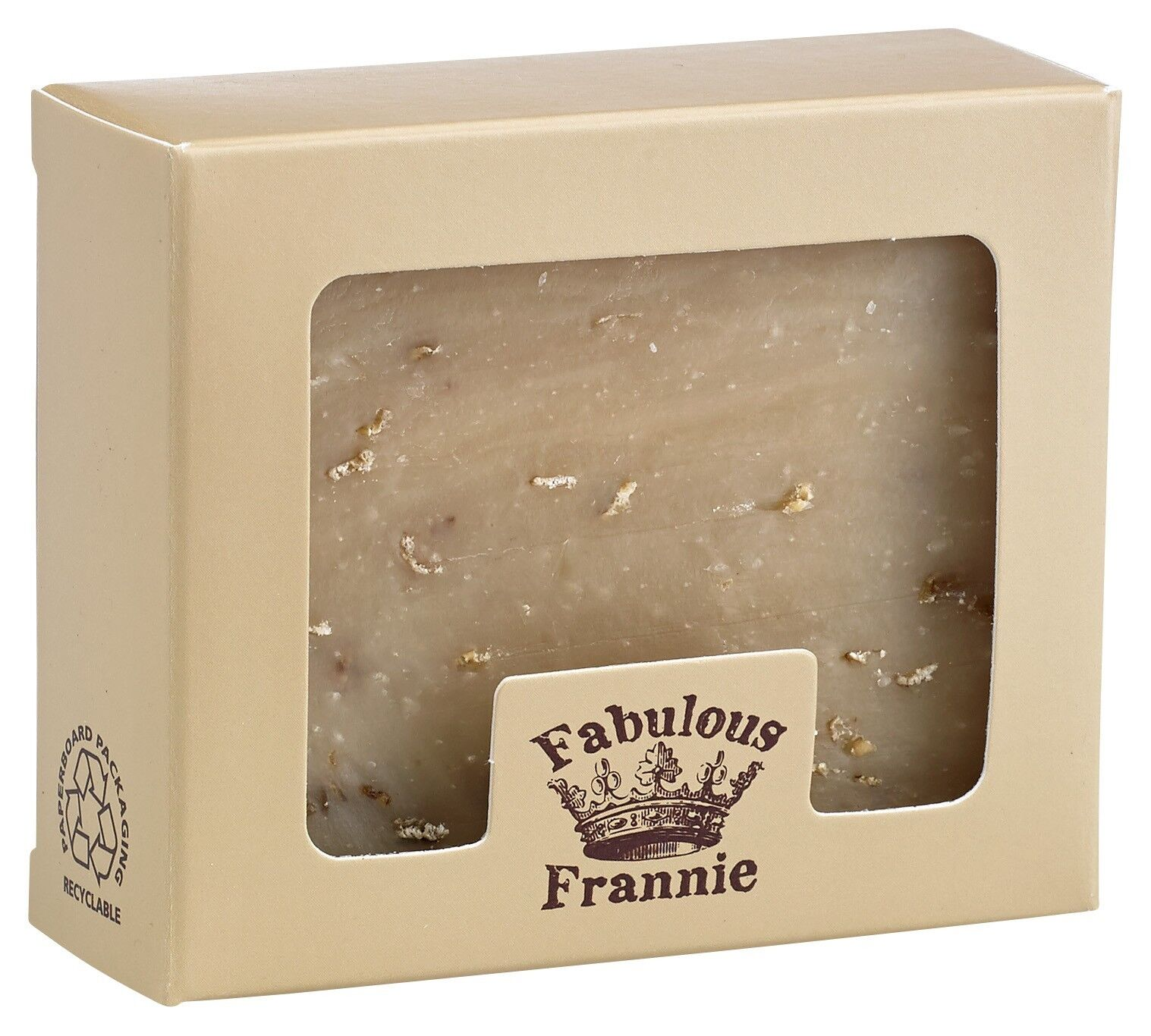 OATMEAL  Herbal Soap Bar All Natural by Fabulous Frannie