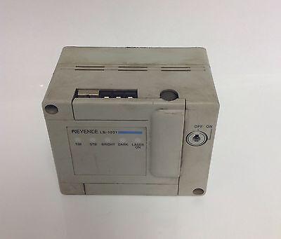 Keyence  Laser Sensor  Lb-1201