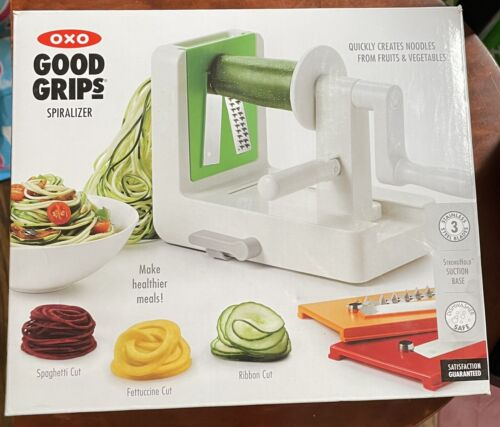 OXO Good Grips Spiralizer 3-Blade Tabletop Fruit And Vegetable  - $29.99