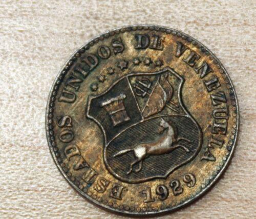 1929 Venezuela 5 Centimos