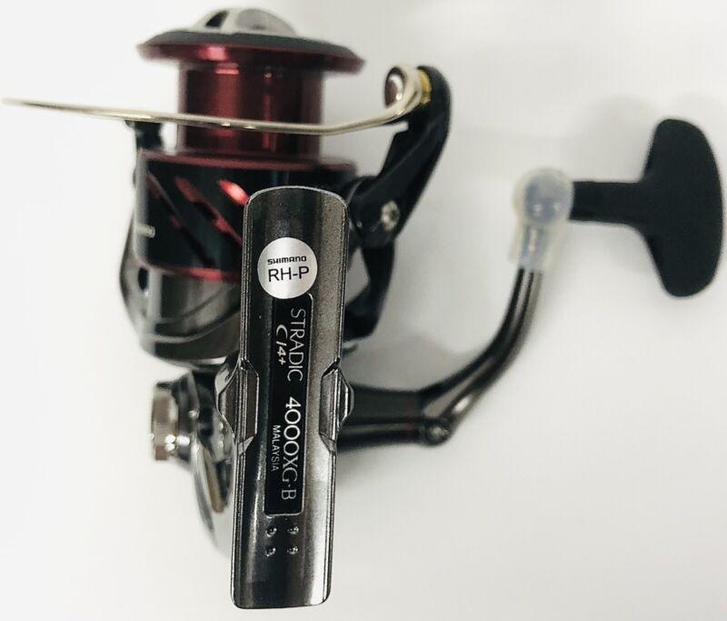 Shimano Stradic CI4+ 4000XG-B STCI44000XGFB 6.2:1 Spinning Fishing Reel