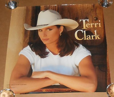 Olin  Super-X   Poster Terri Clark 1997 Winchester