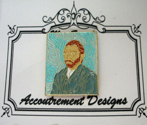 Needle Minder Magnet Van Gogh Accoutrement Designs Cross Stitch