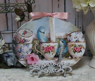Birds & Teacups
