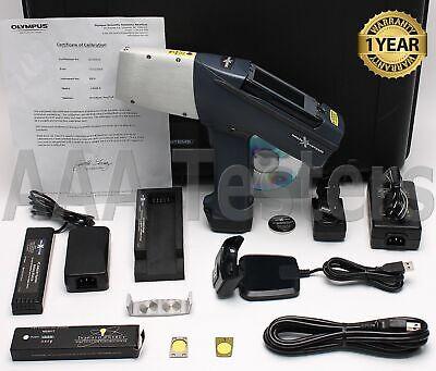 Innov-x Olympus A-6500r Alpha Metal Alloy Xrf Analyzer A 6500 Innovx