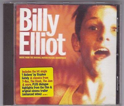 BILLY ELLIOT - ORIGINAL SOUNDTRACK CD - T.REX/STEPHEN GATELY/JAM/CLASH - © 2000 gebraucht kaufen  Saarbrücken