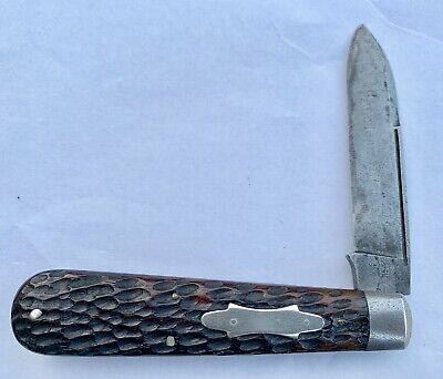 NEW YORK KNIFE CO 1BL JACK KNIFE 4""