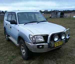 Toyota Prado GLX long Rego. Make an offer. Red Range Glen Innes Area Preview