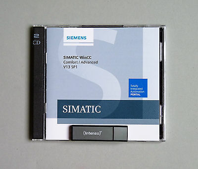Siemens Simatic Software WinCC Comfort V13 SP1 TIA PORTAL incl. Floating License for sale  Shipping to South Africa