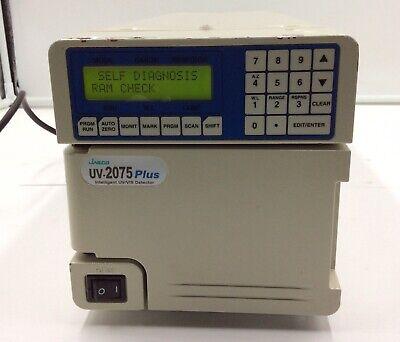 Jasco Uv-2075 Plus Intelligent Uvvis Detector