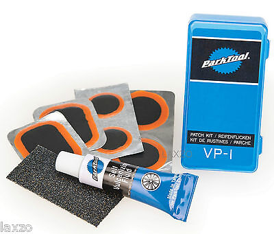 Park Tool VP1 - Vulcanising Puncture Repair Patch Kit Bicycle Bike Maintenance