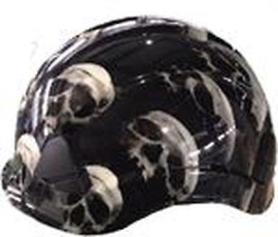 Forester Arborist Climbing Helmet Skulls