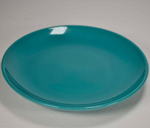 """Russel Wright Iroquois Casual Turquoise or Aqua 7"""" Salad Plate **READ**"""