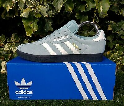 ❤ BNWB, Deadstock & Genuine Adidas Originals ® Gazelle Super Trainers UK Size 11