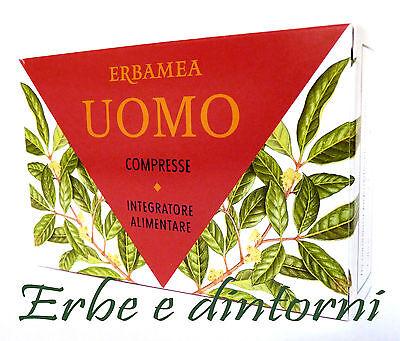 ERBAMEA UOMO 24 compresse  Afrodisiaco, energizzante, damiana, muira puama, maca