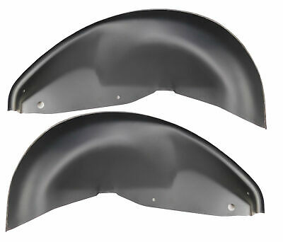 Morris Minor R/H & L/H Complete Rear Inner Wings (Superior UK Made)