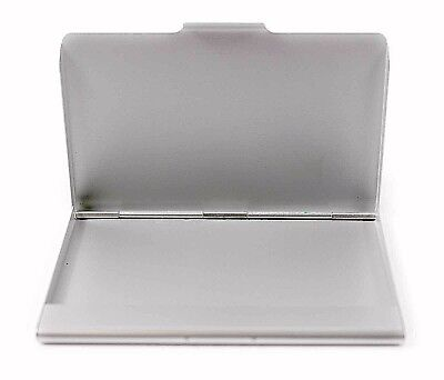 Aluminium Pocket Business Credit Debit Card Case Metal Box Holder Wallet Slim