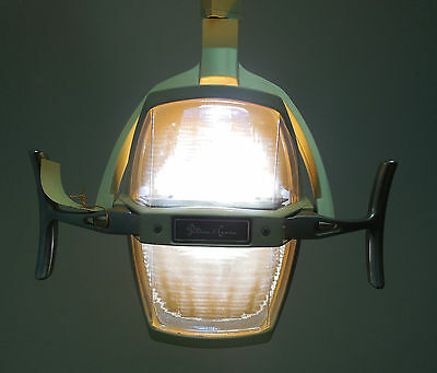 Dental Operatory Ceiling Light Pelton And Crane Pc Lfcii Lfii 74907962