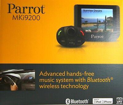 Parrot MKi9200/Kfz-Komplettsystem für Telefonie und Musik TFT-Display,Softw. 3.1