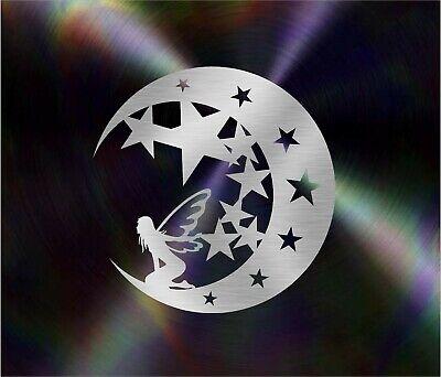 Dxf Cnc Dxf Plasma Laser Cut Ready Vector Fairy Moon Stars Dream Weaver Fantasy