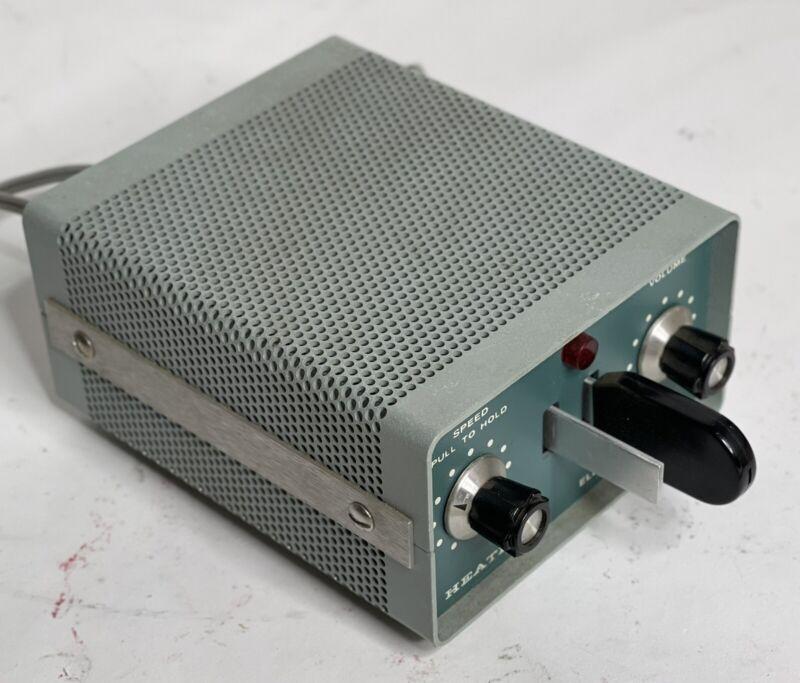 Heathkit HD-1410 Electronic Morse Code Keyer Key