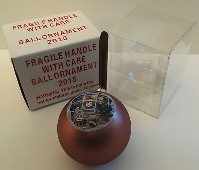 Campbells Soup Company Ball Ornament Christmas Campbell Kids 2015 Box