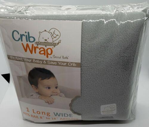 Crib Wrap by Trend Lab Rail Cover Fits 8