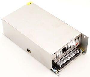 480W Schaltnetzteil 48V10A DC Regulated Switching Power Supply PSU Netzteil -DE