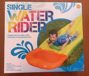 Single Water Slide Stirling Stirling Area Preview