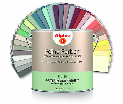 alpina feine farben test vergleich alpina feine farben g nstig kaufen. Black Bedroom Furniture Sets. Home Design Ideas