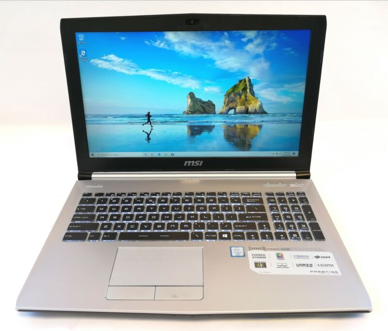 MSI PE60 6QE i7 Gaming Laptop, 16gb, 6700HQ