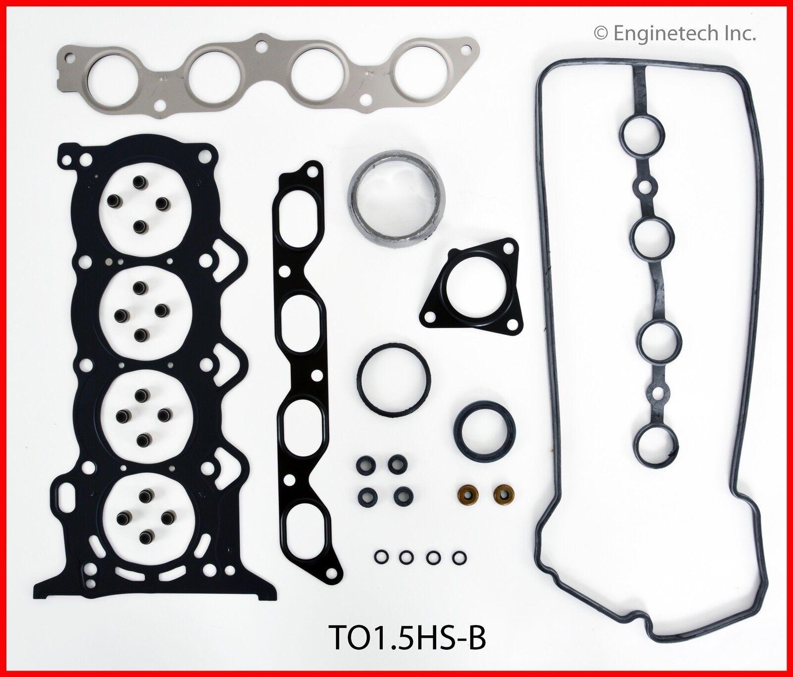 Toyota 1NFXE 01-03 Engine Kit 1.5L Prius 16V DOHC