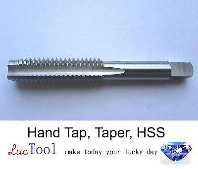 1pcs HSS Plug Taps 9//16-18 TPI Hss Right Hand Machine Plug Tap Threading Tools