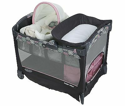 Graco Pack 'n Play with Cuddle Cove Playard (Addison) New with Fast Shipping!