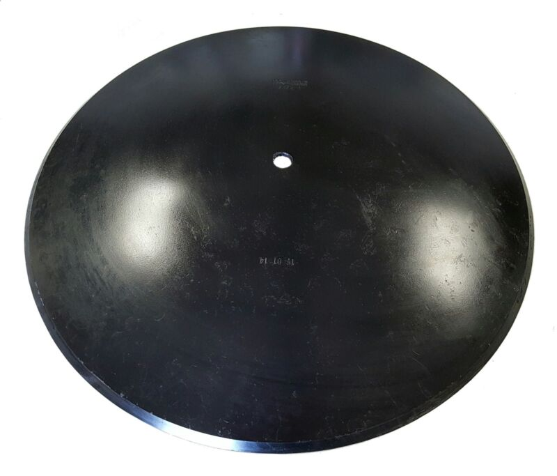 """Disc Blade, 24"""" Smooth, Pilot Hole, MADE IN NORTH AMERICA"""